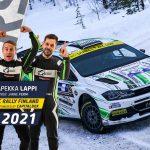 WRC2: Lappi lands victory on return