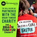Ep 63 Brain Tumour Charity Special (Our Story)