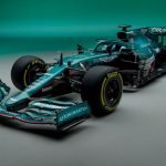 Aston Martin F1 team launches AMR21
