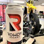 Rowdy Energy Backing Wally Brown Racing