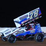 Clark Conquers Carolina Sprint Field