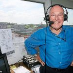 JONATHAN MCEVOY: Murray Walker's pants-on-fire bellow was an art form that illuminated Formula One... at the end of his 'bloody marvellous' life, a chapter closes in the microphone business