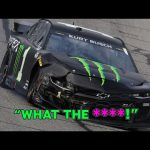 """""""He didn't run in the back of us, he *expletive* ran though us"""" 