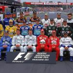 Fernando Alonso and Kimi Raikkonen will line up in Bahrain 20 YEARS after their F1 debuts when they battled a dominating Michael Schumacher, Max Verstappen's DAD and a struggling Jenson Button... so how did they all fare in the 2001 season?