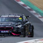 SHAKEDOWN TURNS TO TEST FOR TEAM HARD