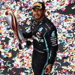 Lewis Hamilton is revved up to pull away from Michael Schumacher and claim his EIGHTH world title this season... and the world champion could also snatch records from the likes of Ayrton Senna, Sebastian Vettel and Nigel Mansell