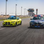BMW M presents new safety car fleet for MotoGP™ in 2021