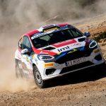 Sesks tops high-quality Junior WRC entry