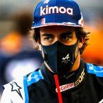 How Fernando Alonso's emotional F1 return was cut short by a stray sandwich bag at Bahrain GP