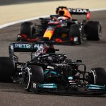 Confusion as Max Verstappen punished during F1 opener when Lewis Hamilton exceeded track limit 30 TIMES at Bahrain GP