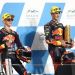 Experience and youth shine for Aki Ajo at Losail