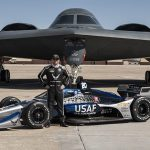 Daly's U.S. Air Force Colors Revealed
