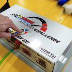 CTech & STEM101 Debut Air Drag Challenge