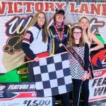 Danner Tops Wild East Coast Sprint Kickoff