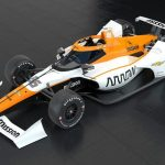 Montoya & McLaren Honoring Revson At Indy 500