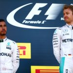 Mercedes threatened to ban Lewis Hamilton and Nico Rosberg from races due to bust-ups between pair