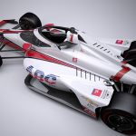 Hildebrand To Drive Foyt 60th Anniversary Car in Indy 500