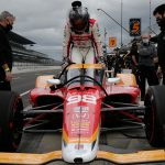 Marco Andretti Eager for Indy with Dad Back in Ear