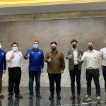 FIM & Dorna representatives visit Mandalika Street Circuit