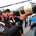 Formula E: Jean-Eric Vergne wins chaotic race in Rome as Brit Sam Bird strengthens lead in championship