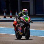 Aegerter breaks MotoE™ Jerez lap record in race simulation