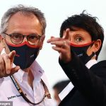 Formula One will return to Africa in the next five years and there are hopes for a woman driver on the grid as new CEO Stefano Domenicali reveals future plans... but he rules out two-day race weekends