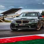 BMW M Award: a spectacular new M5 CS is on offer for 2021