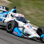 Changes Help Rahal Rocket to Top of Barber Warm-up
