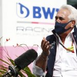 Stroll legal threat to end with bloody nose