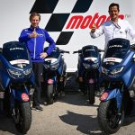 Yamaha and MotoGP™ agree new scooter supplier deal