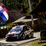 Ogier leads titanic three-way battle into Croatia Rally finale
