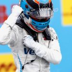 Mercedes-EQ's Nyck de Vries wins crazy DHL Valencia E-Prix Round 5