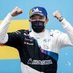 Dennis Secures Maiden Formula E Triumph