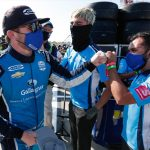 Daly To Rejoin Carlin for Texas Oval Doubleheader