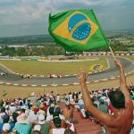 F1 could return to Africa for the first time since 1993 - when Ayrton Senna reignited his bitter feud with 'coward' Alain Prost, Britain's Mark Blundell finished third... and Benetton Ford's Michael Schumacher hadn't even won a world title!