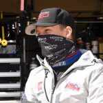 Nemechek Starts First For Kansas Truck Series Go