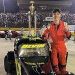 Isaac Bevin Joins Lee Faulk Racing & Development
