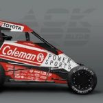 Wiedeman Teams Up with Coleman Powersports for the 2021 Racing Season