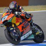 Gardner leaves it late to take top spot in Moto2™ FP1