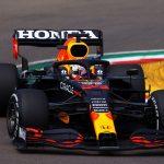 Verstappen plays down Hamilton shoulder nudge