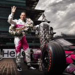 Castroneves Celebrates Indy 500 Win with Unique, Personal Engagement Tour