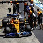Zak Brown letter about Mercedes pressure