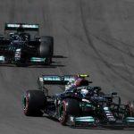 Valtteri Bottas edges out Hamilton to claim F1 Portuguese Grand Prix pole