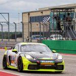 Travis & Hart Roar To COTA GT4 Triumph