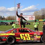 Clark Comes From 21st For Maiden ACT Score