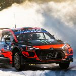 Solberg set for i20 Coupe gravel debut