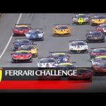 Coppa Shell Race 1 highlights at Spielberg Circuit