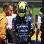 Norris posing mammoth task for Ricciardo