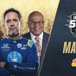 Johnson To Join Tirico, Danica on NBC's Indy 500 Studio Team