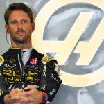 Grosjean to test Hamilton's Mercedes